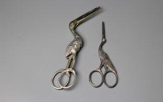 Набор щипцы и ножницы